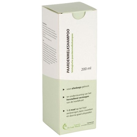 Stutenmilch Shampoo Ein erfrischendes und pflegendes Shampoo für Haar und Kopfhaut - Ekzem - Neurodermitis - Psoriasis - Schuppenflechte - Juckreiz