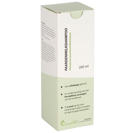Stutenmilch Shampoo Ein erfrischendes und pflegendes Shampoo für Haar und Kopfhaut