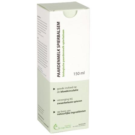 Stutenmilch Muskelbalsam Stutenmilch Muskelbalsam auf Basis naturreiner Stutenmilch!